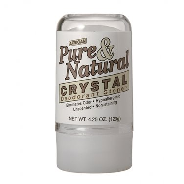 New Pure & Natural Crystal Deodorant Stone (M-87)