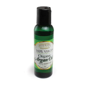 100% Virgin Organic Argan Oil 2 oz. M P934