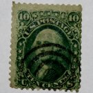 U.S. Cat. #68 Series of 1861-62 10¢ Washington