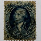 U.S. Cat. #72 Series of 1861-62 90¢ Washington