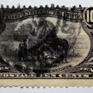 .2 U.S. Cat. # 290 - 1898 10¢ Trans-Mississippi Exposition