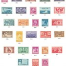 YS1948 Commemorative Year Set - (953-980) 28 Stamps
