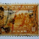 U.S. #400 - 1913 10c San Francisco Bay