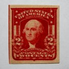 U.S. #320 - 1906 2c Washington, Imp, carmine