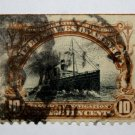 U.S. #299 - 1901 10c Fast Ocean Navigation