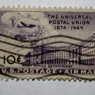 U.S. Cat. # C42 - 1949 10 cent Post Office Building