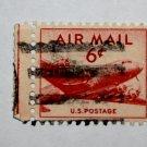 3-U.S. Cat. # C39 - 1949 6c DC-4 Skymaster