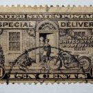 2-U.S. Cat. # E15 -1927 Rotary Press 10c