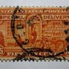 U.S. Cat. # E16 -1931 Rotary Press 15c