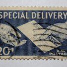 U.S. Cat. # E20 -1954 Special Delivery 20c