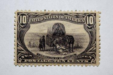 6-U.S. Cat. # 290 - 1898 10¢ Trans-Mississippi Exposition