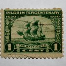 "U.S. # 548 - 1920 1c The ""Mayflower"""