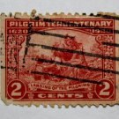 U.S. # 549 - 1920 2c Landing of the Pilgrims