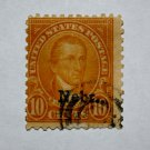 U.S. Cat. # 679 - 1929 Monroe 10c orange yellow