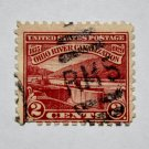 U.S. Cat. # 681 - 1929 2c Ohio River Canalization