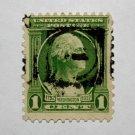 U.S. Cat. # 705 - 1932 1c Washington from Houdon Bust