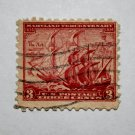 U.S. Cat. # 736 - 1934 3c Maryland Tercentenary