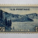 U.S. Cat. # 745 - 1934 6c Crater Lake, Oregon