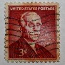 U.S. Cat. # 1072 - 1955 3c Andrew W. Mellon