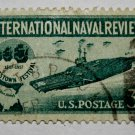 U.S. Cat. # 1091 - 1957 3c International Naval Review