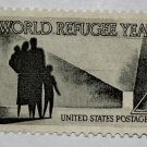U.S. Cat. # 1149 - 1960 4c World Refugee Year
