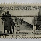 3-U.S. Cat. # 1149 - 1960 4c World Refugee Year