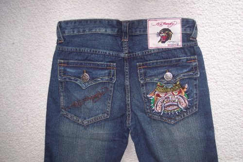 MENS ED HARDY JEANS SIZE 34