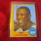 1968 TOPPS  BASEBALL #441 ALEX JOHNSON CINCINNATI REDS VG SHIPS SAME DAY OR NEXT