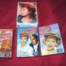 THE LUCY SHOW I LOVE LUCY DVD 3 PACK 6 HOURS 12 EPISODES DISCS CASES & BOX NRMNT