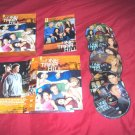 ONE TREE HILL THE COMPLETE FIRST SEASON 1 DVD 6 DISCS INSERT BOX ART & ART CASE