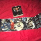 NIP/TUCK THE COMPLETE THIRD SEASON 3 DVD 6 DISCS BOX ART & DISC ART CASE NRMINT