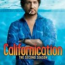 CALIFORNICATION THE SECOND SEASON TWO NEW & FACTORY Y-FOLD SEALED DVD'S