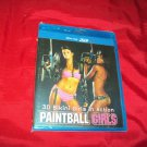 BIKINI GIRLS IN ACTION PAINTBALL GIRLS BLU-RAY 3D DVD NEW & FACTORY SEALED!