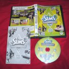 THE SIMS 3 HIGH END LOFT STUFF PC & MAC DISC MANUAL ART & CASE VG TO NEAR MINT