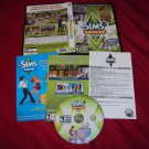 THE SIMS 3 TOWN LIFE STUFF PC & MAC DISC MANUAL ART & CASE MINT TO  NRMINT