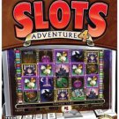 REEL DEAL SLOTS ADVENTURE 4 WIZARDS ACADEMY PC 2012 NEW & FACTORY Y-FOLD SEALED