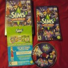 THE SIMS 3 LATE NIGHT DVD PC & MAC DISC MANUAL CASE & ART NEAR MINT HAS CODE