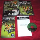 OUTLAW GOLF GameCube & Wii DISC MANUAL ART & CASE NEAR MINT SHIP SAME DAY OR NXT