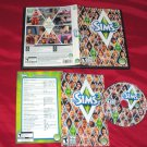 The Sims 3 PC & MAC DVD DISC MANUAL KEY COMMAND ART & CASE VG TO NRMNT HAS CODE