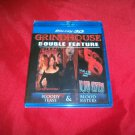 BLOODY TEASE & BLOOD SISTERS GRINDHOUSE DOUBLE FEATURE 3D BLU-RAY FACTORY SEALED