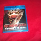 CAMP BLOOD + CAMP BLOOD 2 GRINDHOUSE 3D BLU-RAY HORROR GORE NEW & FACTORY SEALED