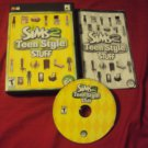 Sims 2 TEEN STYLE PC DISC MANUAL ART & CASE NRMNT HAS CODE SHIPS SAME DAY / NEXT