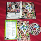 The Sims 3 PC & MAC DVD DISC MANUAL KEY COMMAND ART & CASE NEAR MINT HAS CODE
