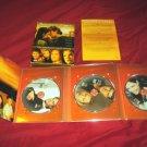 DAWSON'S CREEK SEASON 1 FIRST DVD 3 DISCS BOX ART INSERT & DISC CASE VG TO NRMNT