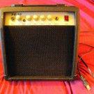 BARCELONA PG-10 10 WATT GUITAR AMPLIFIER Practice AMP With Stand VG Condition