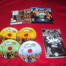 SIMS 2 PC DISCS MANUAL ART & CD CASE VG TO NRMNT HAS CODE SHIP SAME DAY OR NEXT