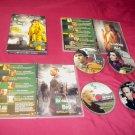 BREAKING BAD The COMPLETE THIRD SEASON 3 DVD 4 DISCS BOX ART CASES & ART VG/NRMT