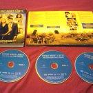 FRIDAY NIGHT LIGHTS SEASON FIVE FINAL SEASON DVD 3 DISCS BOX ART & ART CASE VG