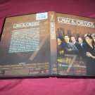 Law & Order COMPLETE SEVENTH YEAR SEASON 7 DVD 5 DISCS NEW NOT SEALED