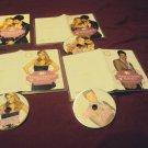 NEWLYWEDS NICK & JESSICA The COMPLETE SEASONS 2 & 3 DVD 3 DISCS BOX ART & CASES